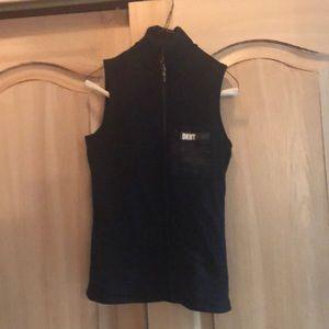 DKNY stretch vest